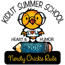 Kidlit Summer School 2016